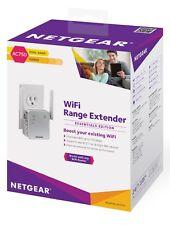 NETGEAR AC750 WiFi Range Extender (EX3700-100NAS) AC750 - EX3700