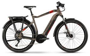 "Haibike SDURO Trekking 4.0 Herren 27,5"" E-Bike 2020 Elektrofahrrad Yamaha RH 60"