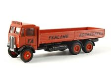 EFE AEC Mammoth Dropside Truck 'Fenland' 1/76 OO Scale Diecast Model NEW, RARE!
