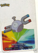 Pokemon lamincards n° 081 - MAGNETI (A2966)