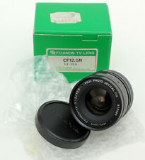 Fujinon Tv Lens 2,0/12,5mm C-MOUNT