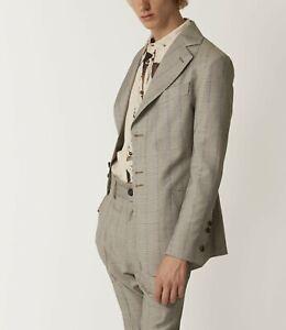 Vivienne Westwood Suit IT 52 Ultra Sharp and Super Smart £1500 BNWT'S