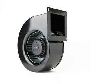 Centrifugal industrial extractor fan blower 1840 RPM; 600 m3/h; 230 V