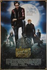 CIRQUE DU FREAK: THE VAMPIRE'S ASSISTANT DS ROLLED ORIG 1SH MOVIE POSTER (2009)