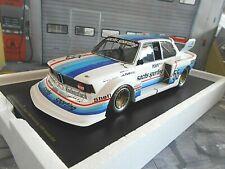 BMW 320 Turbo DRM Gr.5 DIV 2 Champion 1979 #55 Ertl Sachs Norisring Spark 1:18