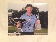 JIM FURYK SIGNED AUTOGRAPHED 8x10 PHOTO GOLF BRITISH OPEN MASTERS COA A