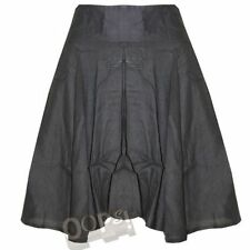 Viscose A-line Unbranded Plus Size Skirts for Women