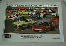 2006 Chevrolet Corvette Accessories Sales Brochure
