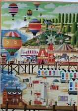 rf Mega: Hometown 1000 Pc Jigsaw Puzzle, HOLIDAY AT THE BEACH