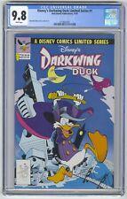 Disney's Darkwing Duck Limited Series #1 (1991) CGC 9.8 1st Key Issue