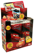 Panini-Disney Cars 3 trading cards - 1 Display (36 Booster) - alemán