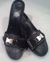 59fe4b97c24 PRADA Metallic Raso Silk Perla SILVER STRAPPY Sandals kitten Heels ...
