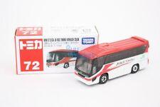 Takara Tomy Tomica #72 Hino Selega JR Tohoku Komachi Color Bus 1/156 Diecast Car