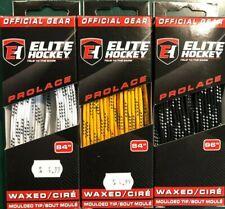Elite Hockey Waxed Laces