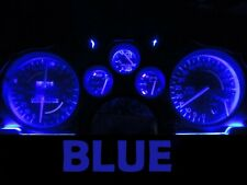 82 89 Chevy Camaro IROC Z28 Gauge Cluster LED Dashboard Bulbs Blue