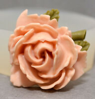 FLOWER - SILICONE MOULD - wax, resin, clay, fimo, soap, sugarcraft - MOLD rose