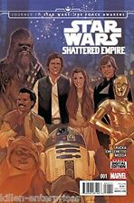 Journey to Star Wars Force Awakens Shattered Empire #1 (Of 4) Comic Book FASE