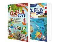Katalog: O-EI-A 2er Bundle 2021 - O-Ei-A Figuren + O-Ei-A Spielzeug