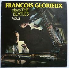 FRANCOIS GLORIEUX-FRANCOIS GLORIEUX PLAYS THE BEATLES Vol. 2-LP