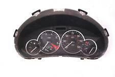 Tachometer peugeot 206 sets Jaeger 9651741580 velocímetro combi instrumento 210 km/h