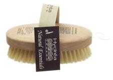 Hydrea London peau sèche corps brosse w / Cactus incurvé à poils Beechwood drago