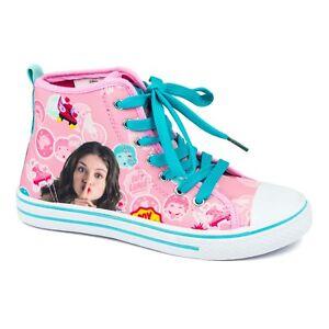 Neu Sneaker Halbschuhe Mädchen Schuhe Soy Luna weiß rosa Sportschuhe Gr. 29 - 34
