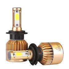 2x H7 LED Scheinwerfer Kit 252W 25200LM High Abblendlicht Birnen CREE 6500 Weiß