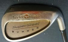 Taylormade SUPERSTEEL BURNER LOB WEDGE RH Graphite M-70 BUBBLE SHAFT