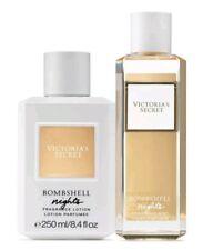 Victoria's Secret Bombshell Nights 8.4 Fluid Ounces Fragrance Lotion + Mist Set