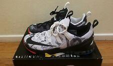 Nike Lebron XIII Low Limited Family Foundation Akron Graffiti [849783-999] Sz 13
