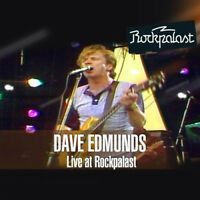 Dave Edmunds : Live at Rockpalast CD Album with DVD 2 discs (2014) ***NEW***