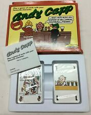 BN Rare Vintage Andy Capp Card Game