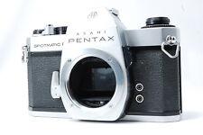 Pentax Spotmatic SP F SPF 35mm SLR Film Camera Body Only SN4786500