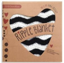 OB Design Crotchet blanket