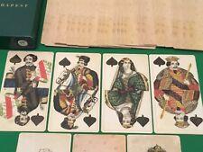 Vintage PIATNIK EDITION Non Standard ** VIEWS Of BUDAPEST TAROC ** Cards Tarot