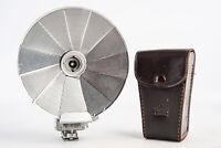 Nikon Nippon Kogaku BC-5 Foldable Pocket Fan Flash with Original Case V11