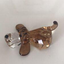 SWAROVSKI CRYSTAL LOVLOT GANG OF DOGS - DOG PEPPINO COLLECTABLE Ornament Figure
