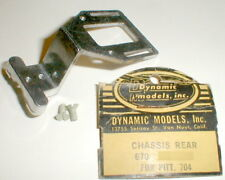 """DynaMite"" Rear Motor carrier Chassis by Dynamic for Pitman 704 and OTHERS"
