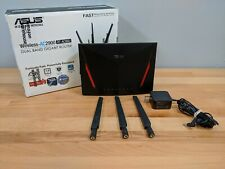 ASUS AC2900 WiFi Dual-band Gigabit Wireless Router with 1.8GHz  (RT-AC86U)