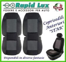 """Coppia fodere coprisedili anteriori Star per Toyota Yaris fantasia """"S30"""""""