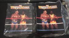 1985 WWF WRESTLEMANIA 1 Official Program FACTORY SEALED / Never Opened