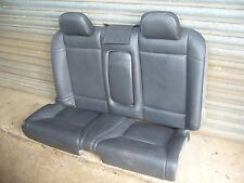 Volvo C70 Coupe Rear Seats in Black 97-02 Model