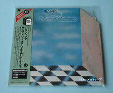 TRAFFIC The low spark of high heeled boys JAPAN mini lp CD Winwood new & sealed