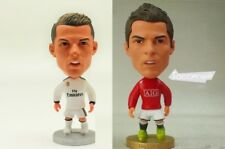 Cristiano Ronaldo classic MU RM Club Soccer Football Star Player Action Doll Toy