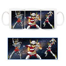 Saint Seiya Pegasus Cavalieri dello Zodiaco Tazza Ceramica Mug Cup Manga Anime