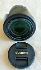 Canon EF-S 18-135mm f/3.5-5.6 Image Stabilizer with new Hoya UV Filter