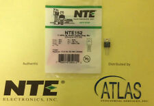 NTE NTE152 TRANSISTOR NPN SILICON 90V IC=4A TO-220 AUDIO POWER AMP MEDIUM SPEED