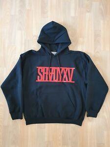 Eminem ShadyXV Limited Edition Hoody Gr. L Schwarz Neuwertig Hoodie