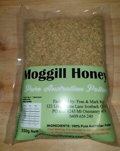Pure Australian Pollen (Dried & 250g Packaged)
