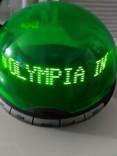 Olympia Info Globe Digital Caller Id / Clock Model Ol3000.2 For Parts Or Repair